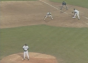 Ricky ninth inning