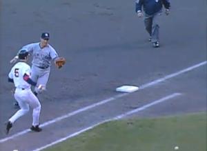 Knoblach's throw