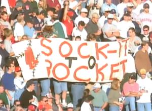 Sock it to Rocket