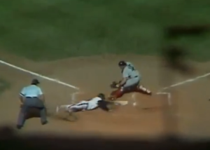 R Jones slides in safe