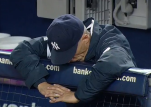 girardi is disappointed