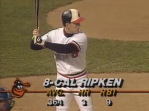 Cal Ripken AB