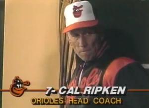 Cal Ripken Sr