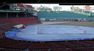 Fenway before March thaw