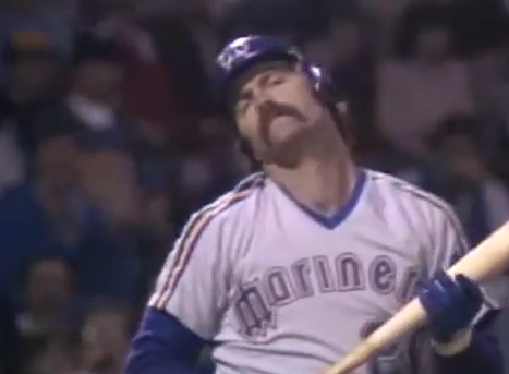 Gorman Thomas gets neck loose