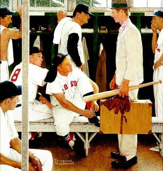the rookie by rockwell