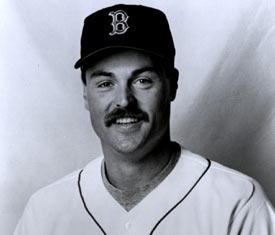 Tom Brunansky mustache