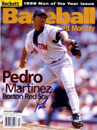 Pedro Beckett Magazine 1999