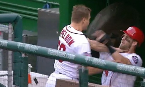 Papelbon and Harper